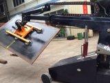 Gerbeur en caoutchouc de plaque de vide rotatif pour la machine de levage en verre