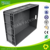 Contenitori d'impilamento industriali di plastica di vendita calda