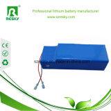 18650 blocos recarregáveis 36V 13ah da bateria do Li-íon