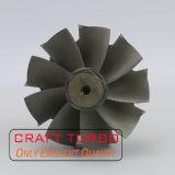 Gt22 742730-0001のタービン車輪シャフト