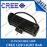 "Neue 23 "" Single Row CREE LED Driving Light Bar, 120W LED Work Lamp, Truck Work Light Bar, Offroad Bar Light LED, Waterproof Lighting Bar 12V/24V"