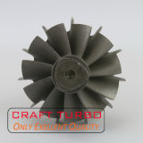 740611まっすぐなタービン車輪シャフトのためのGt15 708450-0016