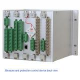 サブステーションの情報処理機能をもった変圧器湾のコントローラ