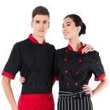 Unisex Hotel Chef Uniformes / Uniformes Restaurante