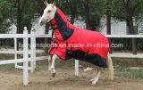 2017 couvertures de cheval de l'hiver de sellerie d'alerte de polyester de mode