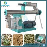 2~5t/H pelletiserend Goedgekeurd Ce van de Machine van de Korrel van het Dierlijke Voedsel van de Machine