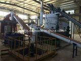 35 toneladas por o fogão da farinha de peixes do dia