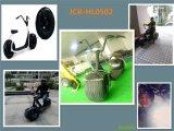 """""""trotinette"""" off-Road/Citycoco da motocicleta do balanço elétrico da roda de 80km 800W Seive dois"""