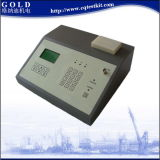 Gdy-6 Soil N、P、K、Organic Matter、Salinity、pH Plants/Fertilizer/Soil Nutrient Tester