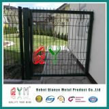 용접된 Fence Big Folds/Galvanized 및 Polyester Powder Coated