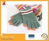 柔らかい冬の男女兼用のタッチ画面の手袋