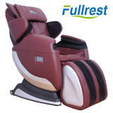 A melhor cadeira cheia da massagem do corpo da gravidade zero da venda por atacado 3D do preço