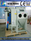 Manuelle trockene Sandstrahlen-Maschine für kleine Teile