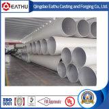 Pipes galvanisées plongées chaudes d'acier du carbone fabriquées en Chine