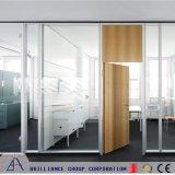 ガラス区分およびガラス区分のドア