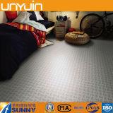 Azulejo de suelo auto-adhesivo metálico resistente del vinilo del PVC