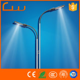 lámpara del camino LED de la calle principal del centro de ciudad de los brazos 120W dos
