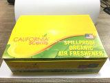 Нюхи Калифорния Freshener воздуха автомобиля сделанные в США Spillproof Organing