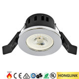 Fuoco Downlight Rated di RoHS IP20 LED del Ce con resistenza al fuoco 90mins