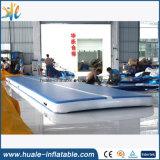 След Tumble воздуха фабрики раздувной, циновка воздуха следа Tumble раздувная для гимнастики