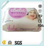 Wipes organici biodegradabili del bambino della fabbrica 100% dell'OEM
