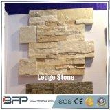 Heiße Form-Schiefer-Leiste-Steinwand-Fliese 2017 des Verkaufs-Z in der Riss-Oberfläche