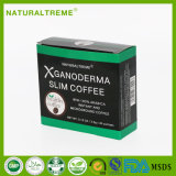 コーヒータイを細くする健康食品Ganoderma Lucidum