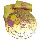 Medaglia materiale d'ottone del ricordo del Disney dell'oro