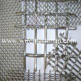 Rete metallica tessuta dell'acciaio inossidabile del tessuto normale del campione libero