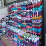 경쟁적인 공장 비용에 있는 면 Rags를 닦는 우수한 질 연한 색