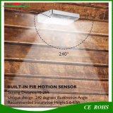 48LED太陽機密保護の庭ライト太陽屋外ランプ760の内腔PIRの動きセンサーの防水太陽壁ライト