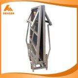 Estágio de dobramento de alumínio movente do tamanho 2440-1830mm Patry