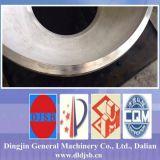 Testa ellittica del piatto dell'acciaio inossidabile applicata al serbatoio