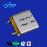 piccola batteria del polimero del litio di 3.7V 380mAh per i prodotti portabili astuti