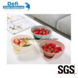 Piatto di frutta staccabile di doppio strato