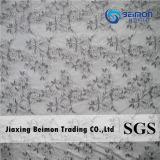 下着の衣服のためのJiaxingの織物のジャカード網のレースファブリック
