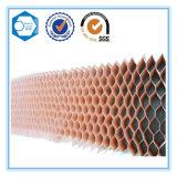 Base de panal del papel de la fibra de Aramid