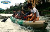 Peso de gran capacidad de uso de la familia Sit plástico encima kayak Pesca