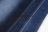 Hotsaleによって編まれる綿ポリエステル在庫のロットのデニムファブリック