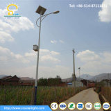 China Top 5 años de garantía Solar LED Street Lighting
