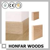 12 x 110mmの建築材料の純木のまわりを回ること