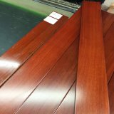 Balsamo, Quina, Cabreuva, plancher conçu en bois solide