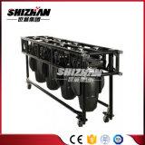 Shizhan 500*600mm quadratischer Aluminiumlegierung-Schrauben-/Schrauben-Binder