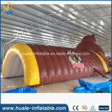 Belüftung-aufblasbares Bären-Zelt, kampierendes Zelt, Partei-Zelt