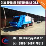 Fabrik-Verkauf 3 6 8 10 Cbm Abfall-Komprimierung-LKW, Abfall-Verdichtungsgerät-LKW
