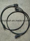 Nylon щетка змейки Trumpet провода с пластичным поясом (YY-649)