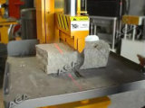 Hydraulische Steinaufspaltenausschnitt-Maschine (P90/95)