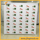 étalage droit de tissu de l'étalage DEL de salon d'étalage de tissu de tension de 8FT