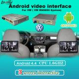 Percorso Android dell'interfaccia di aggiornamento di lettore DVD dell'automobile per Passat/Golf7/Lamando/Skoda