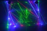 2400MW RGB 풀 컬러 Laser 거미 빛